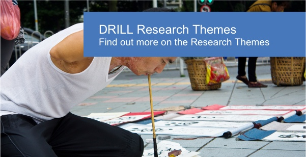 Find out about our research themes.